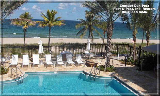 Villas By The Sea Condos Lauderdale By The Sea Florida 4444 El Mar Dr Lauderdale By The Sea Fl